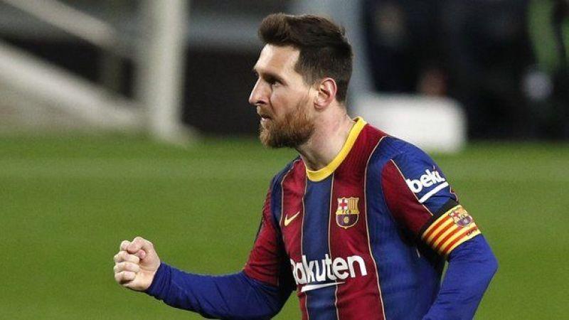 Barcelona, Messi ile yollarını ayırdı