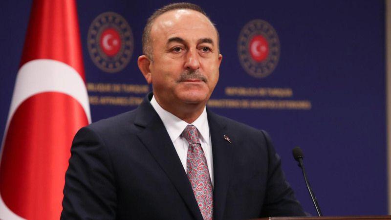 Dışişleri Bakanı Çavuşoğlu, NATO Genel Sekreteri Stoltenberg ile görüştü