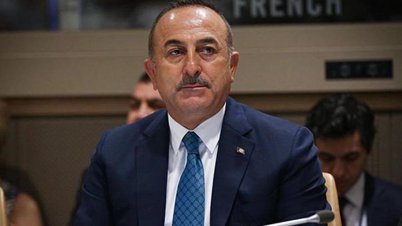 Bakan Çavuşoğlu: 5 ilde, 14 noktada yangın sürüyor