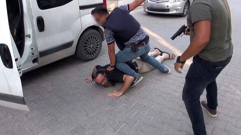DEAŞ'lı terörist talimat beklerken yakalandı