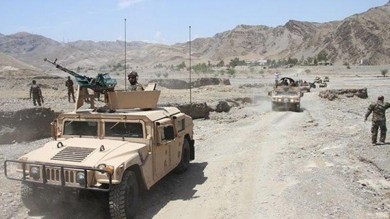 Afgan hükümet güçleri bir ilki yaşadı