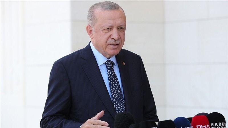 Cumhurbaşkanı Erdoğan: Yangın mahalline görevli olmayanlar alınmayacak