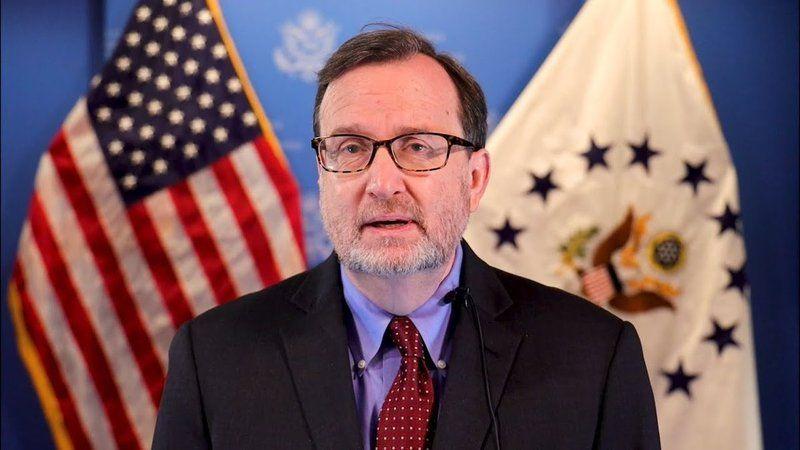 """ABD'nin Daimi BM Temsilcisi: """"Uluslararası toplum, Taliban'ın  Afganistan'ın askeri yollarla ele geçirmesini kabul etmeyecek"""""""