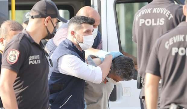 Konya'da 7 kişiyi öldüren Mehmet Altun tutuklandı