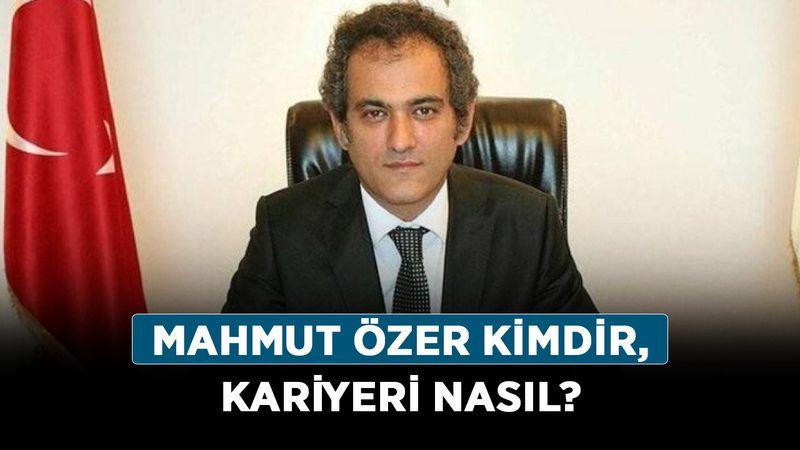 Mahmut Özer kimdir, kariyeri nasıl? MEB Mahmut Özer sosyal medya hesapları!