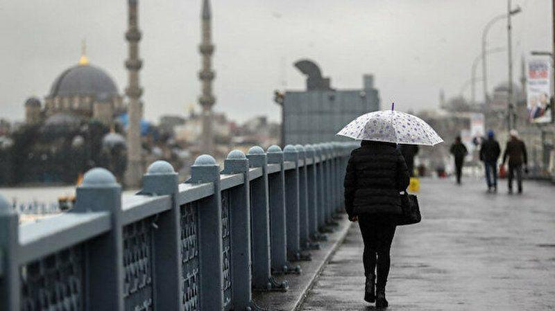 İstanbul Valiliği'nden sel, su baskını, dolu, kuvvetli rüzgar uyarısı