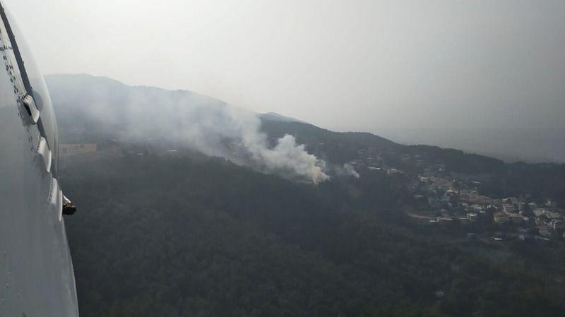 Hatay'da çıkan orman yangın kontrol altına alındı