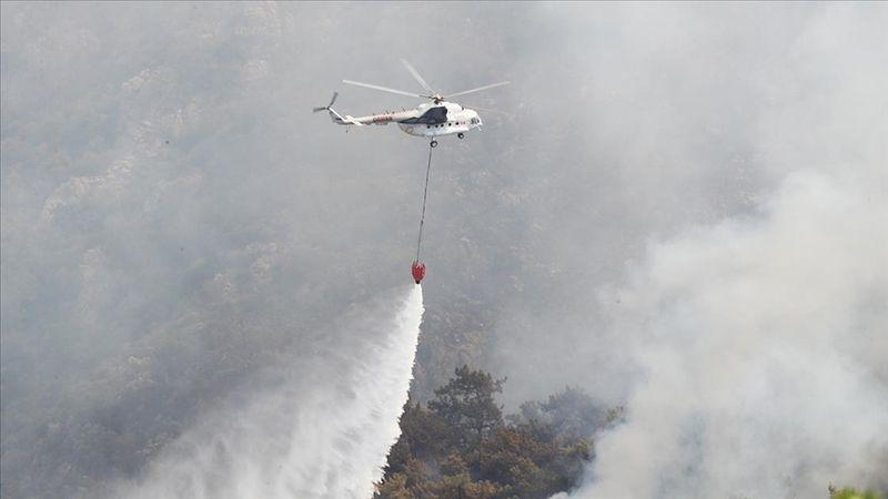 209 orman yangını kontrol altına alındı