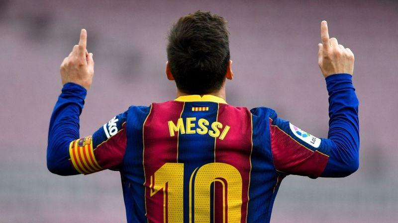 Messi'nin yeni takımı belli oldu! 2+1 yıllık sözleşme