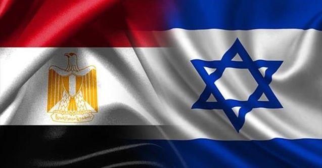 İsrail'den Mısır'a istihbarat ziyareti