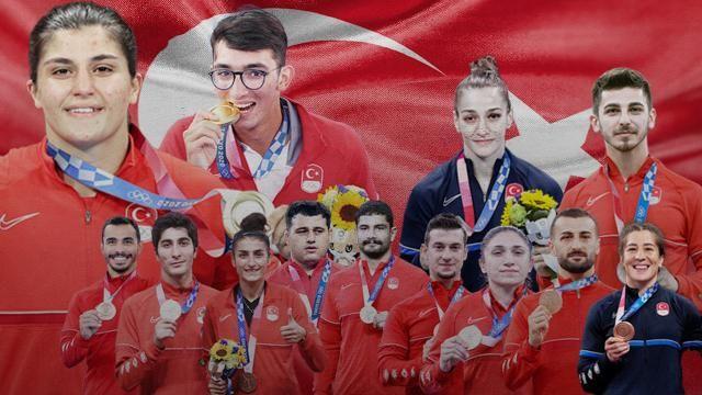 Türkiye'nin Olimpiyat karnesi