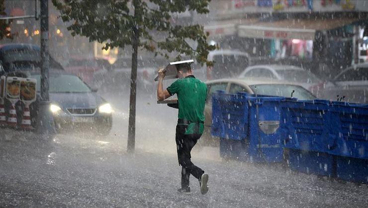 Son dakika.. Sinop Valiliği uyardı: Kuvvetli yağış bekleniyor