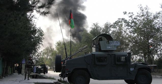 Afganistan'da bombalı saldırı: 1 sivil öldü