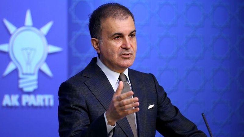 AK Parti Sözcüsü Çelik: 260 yangından 256'sı kontrol altında, 4'ü devam ediyor