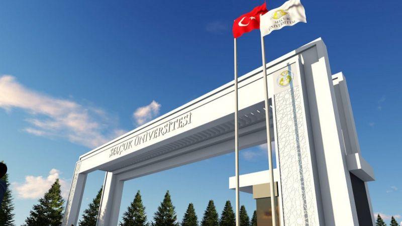 Selçuk Üniversitesi Öğretim Üyesi alıyor