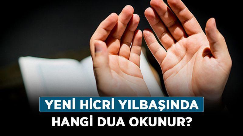 Hicri yılı duası nedir, nasıl okunur? Yeni hicri yılbaşında hangi dua okunur? işte Türkçe okunuşu!