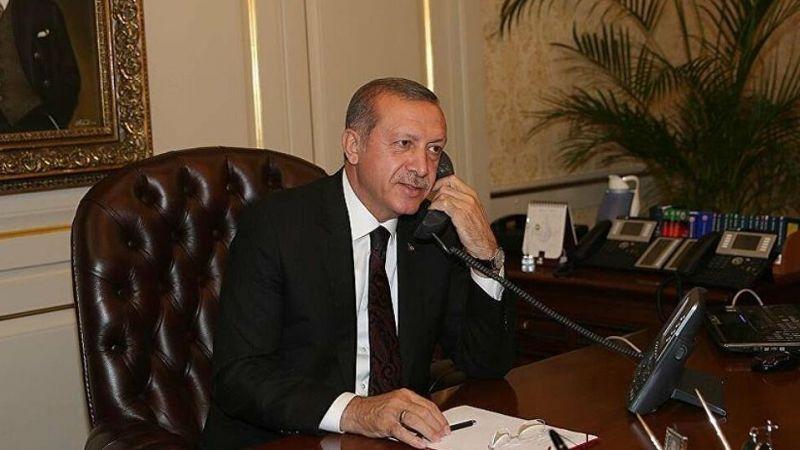 Cumhurbaşkanı Erdoğan, Gürcistan Cumhurbaşkanı Zurabişvili ile telefonda görüştü