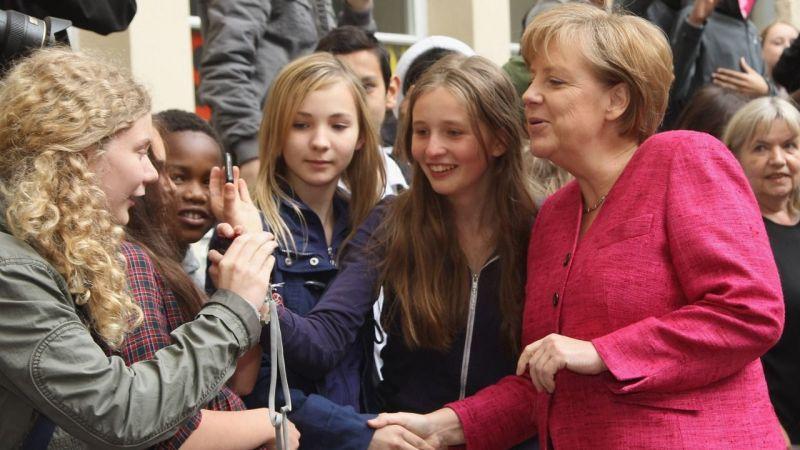 Almanya'da genç nüfus, son yılların en düşük seviyesinde