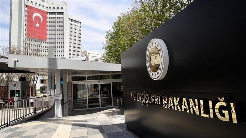 İsviçre'nin Ankara Büyükelçiliği Maslahatgüzarı Bakanlığa çağrıldı