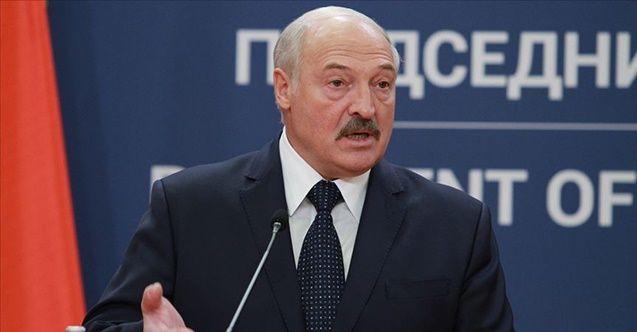 Lukaşenko açık açık ABD'yi tehdit etti: Kırmızı çizgiyi geçmesinler