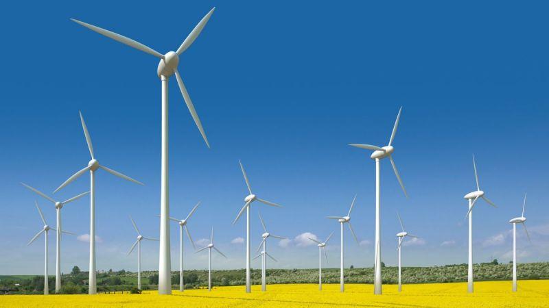 Türkiye rüzgar enerjisi kurulu gücünde 10 bin megavatı aştı