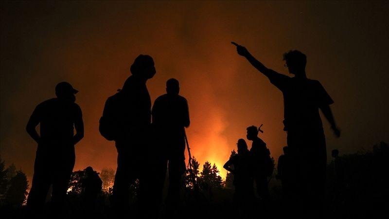 Cezayir hükümeti, orman yangınlarında 25 askerin hayatını kaybettiğini açıkladı