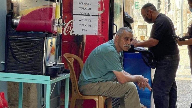 İsrail polisinden Erdoğan'ın fotoğrafını dükkanına asan Filistinliye para cezası