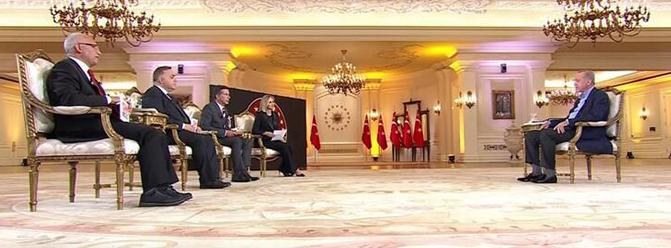 Cumhurbaşkanı Erdoğan sosyal medyayla ilgili sinyali verdi: Meclis açılsın...