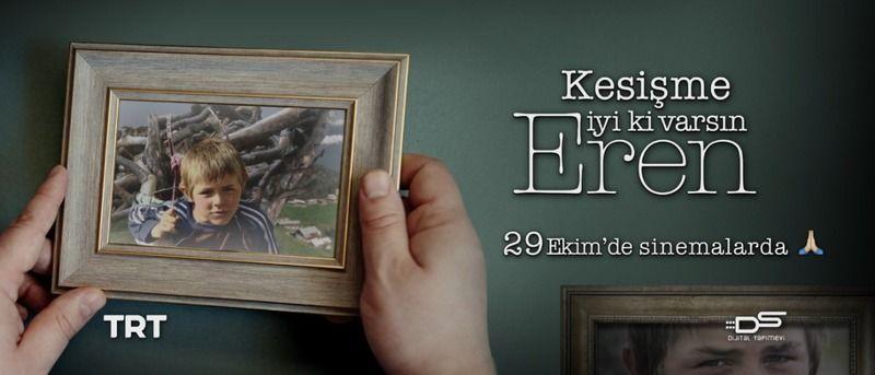 """""""Kesişme; İyi ki Varsın Eren"""" filminin ikinci tanıtımı şehitlerimizin 4. vefat yıl dönümünde yayımlandı"""