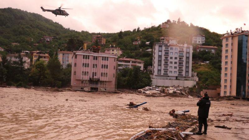 Selin vurduğu Kastamonu'da 9 kişi vefat etti