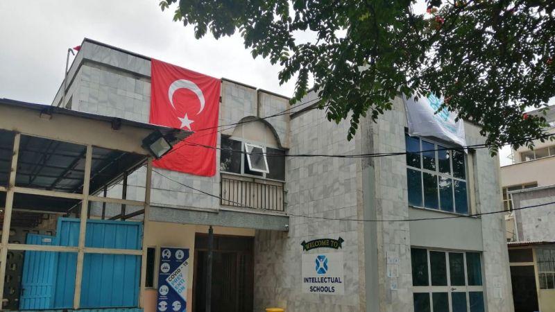 Türkiye Maarif Vakfı, terör örgütü FETÖ'ye ait Etiyopya'daki  tüm okulları devraldı