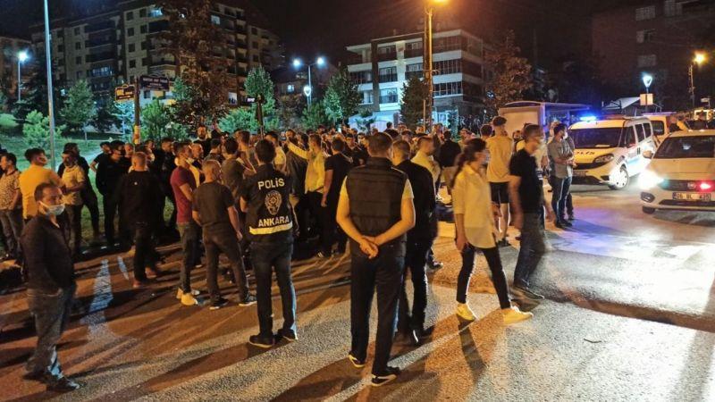 Altındağ'daki olaylarla ilgili 76 kişi yakalandı