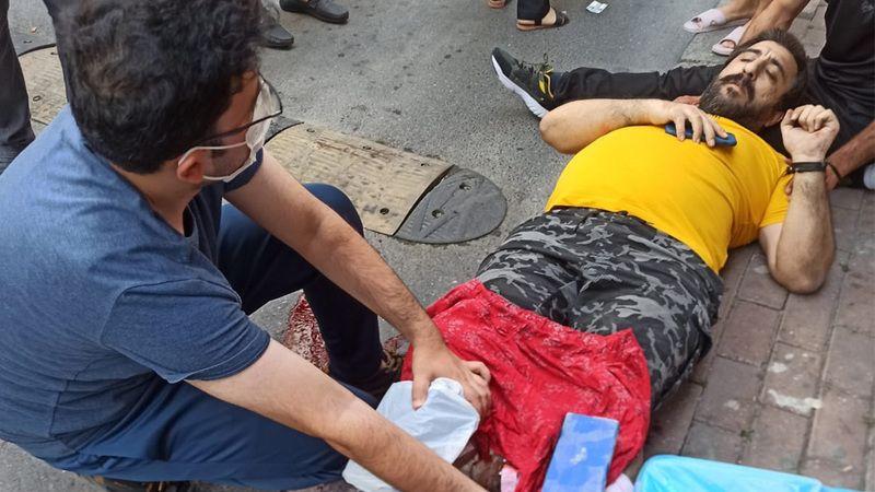 Gazeteci Emre Erciş'e silahlı saldırı