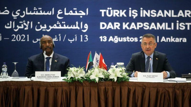 Sudan Türkiye'ye 100 bin hektar tarım arazisi tahsis etti