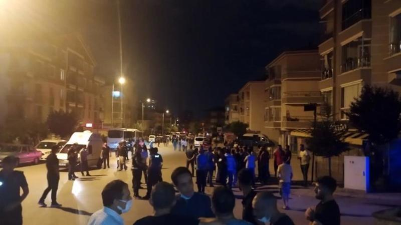 Altındağ'daki olaylarla ilgili 72 kişi daha gözaltına alındı
