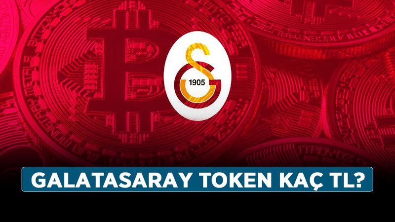 Galatasaray Token kaç TL? Galatasaray Fan Coin (GAL Token) yükseldi mi?