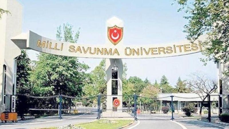 Milli Savunma Üniversitesi için sınav sonuçları açıklandı