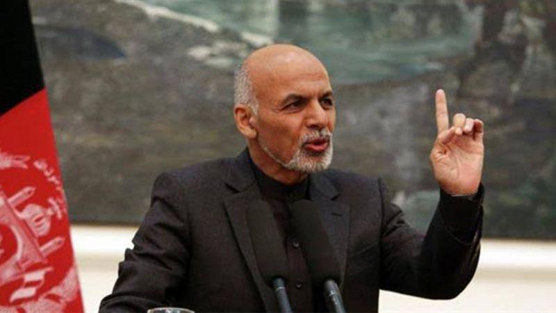 Afganistan Cumhurbaşkanı: Vatanı savunmaya devam edeceğim