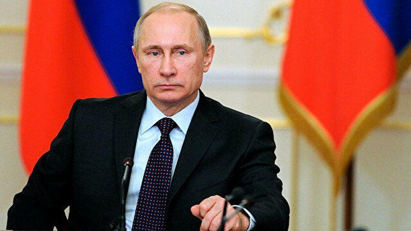Vladimir Putin'den Cumhurbaşkanı Erdoğan'a taziye mesajı