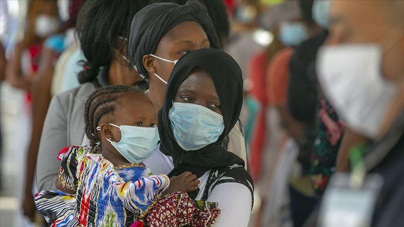 Afrika'da Kovid-19'dan ölenlerin sayısı 458 artışla 183 bini aştı