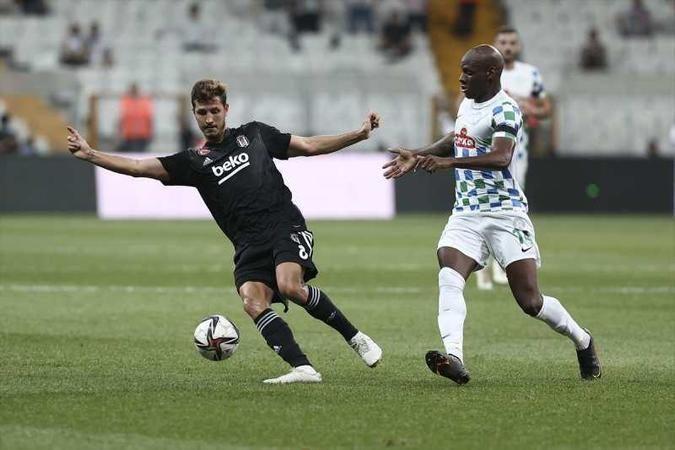 Son şampiyon Beşiktaş lige galibiyetle başladı!