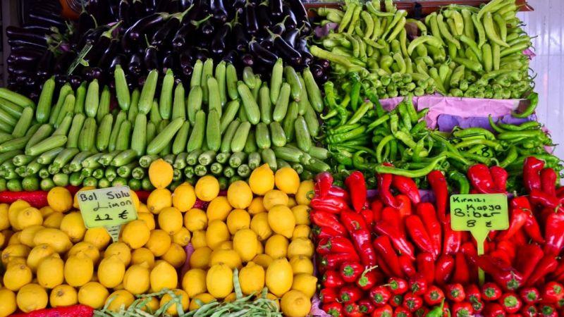 Yaş meyve sebze ihracatında büyük artış