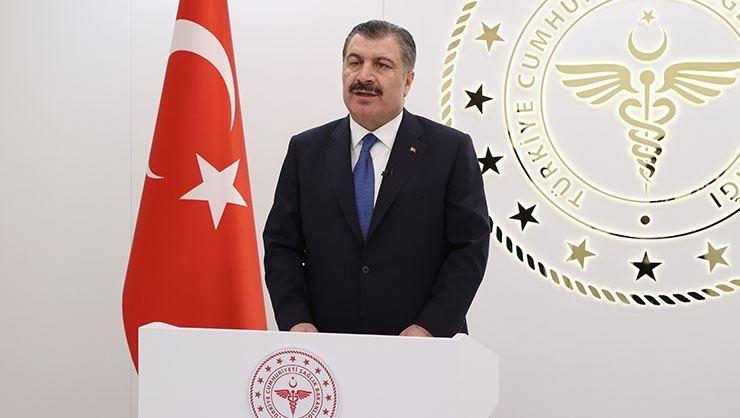 Sağlık Bakanı Fahrettin Koca duyurdu: Düşük riskli il sayımız 26'ya yükseldi