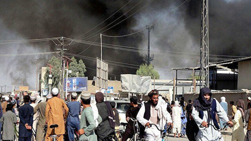 Rus Dışişleri: Afganistan'daki gerilim ABD'nin deneyinin sonucu