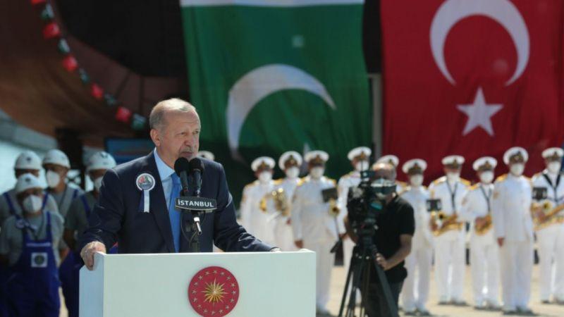 Cumhurbaşkanı Erdoğan: Afganistan'ın barışı için Pakistan'a önemli görev düşüyor
