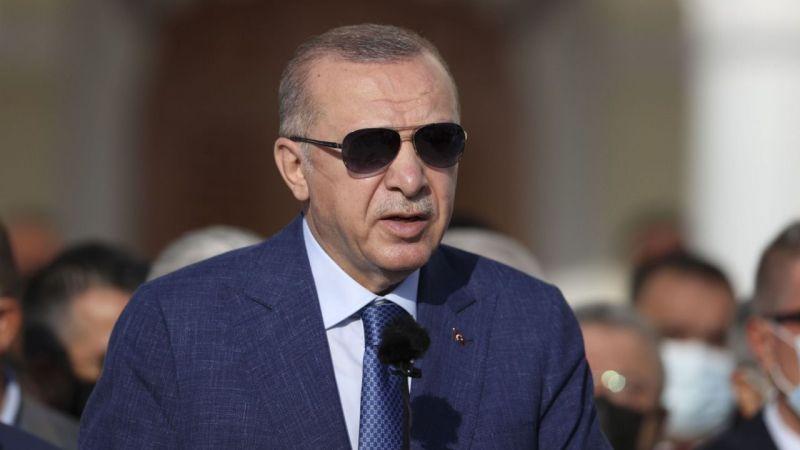 Cumhurbaşkanı Erdoğan: Türkiye'de estirilen yalan terörünü beraber aşacağız