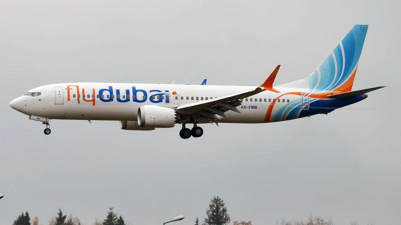 Fly Dubai havayolu şirketi Kabil'e uçuşları askıya aldı