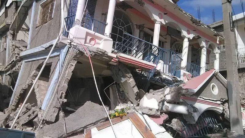 Meksika'dan Haitiye acil insani yardım