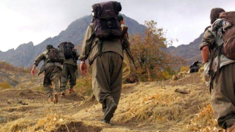 PKK alelacele tünel inşaatlarına başladı!