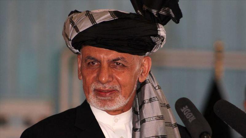 Afganistan Cumhurbaşkanı Gani ülkesinden ayrıldı